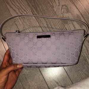 Authentic lavender Gucci bag